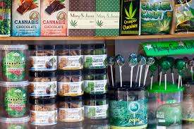 Half-Baked: Edibles, Beverages and New Cannabis Products to Be Legalized and Regulated in 2019