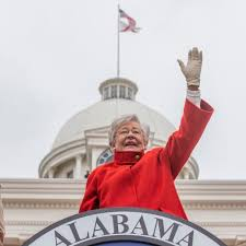 Alabama's Governer Kay Ivey signs medical marijuana bill into law