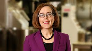 Oregon Gov. Kate Brown  signs  into law interstate cannabis law