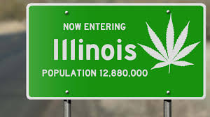 Illinois Legalization & What The Media Is Saying