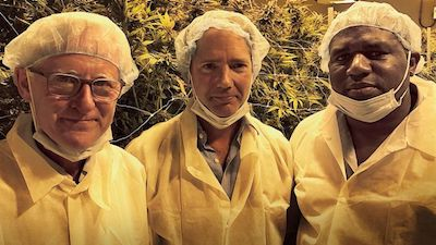 """UK MP's Talk To BBC Radio 1 """"Newsbeat"""" After Visit To Canada To Look At Regulated Cannabis"""