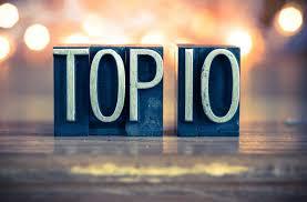 CLR's Top Ten Stories In 2019 So Far