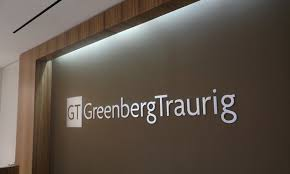 Greenberg Traurig LLP Cannabis ETF deal illustrates Wall St. firms are moving past fears of working with cannabis companies