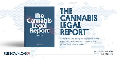"Prohibition Partners Publish, ""The Cannabis Legal Report"""