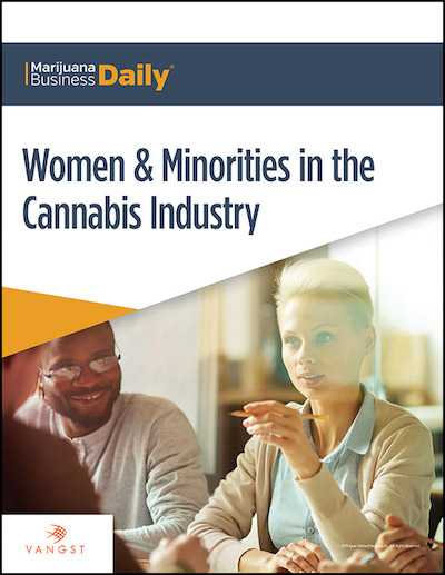 MJ Biz Free Report: Women & Minorities in the Cannabis Industry
