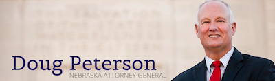 Nebraska AG, Doug Peterson, Opinion On State Based Medical Cannabis Program