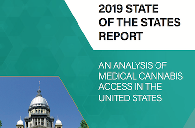 "Americans For Safe Access 2019 Annual Report: ""State of The States Report"""