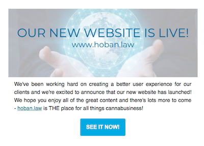 Hoban Relaunch Website