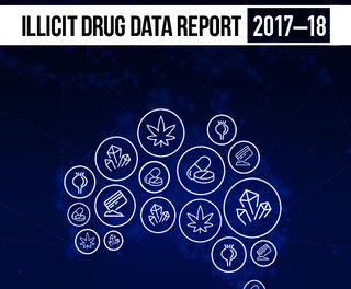 Report – Australia: Illicit drug data report 2017-18   (6 Aug 2019)