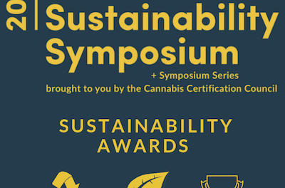 Apply To Be Registered For The 1st Annual Cannabis Sustainability Awards