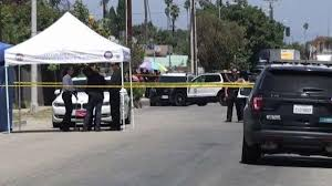 South LA: Man Shot At 8100 Block Of South Broadway Only A Day After Unlicensed Cannabis Dispensary Shut Down By Authorities