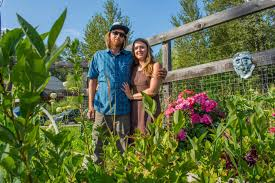 Canada: Couple Open Garden For Charity Tour… Busted By Off Duty RCMP!