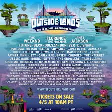 Over $1 Million Cannabis Sold At SF Music Festival, Outside Lands