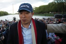 Presidential Candidate Andrew Yang Says He Would 'Mass Pardon' Federal Cannabis Offenders