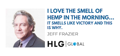 I Love The Smell Of Hemp In The Morning…