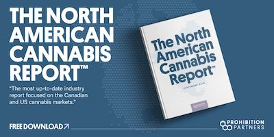 Prohibition Partners Publish The North American Cannabis Report,