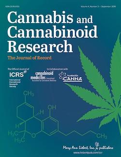 Society of Cannabis Clinicians names Cannabis & Cannabinoid Research its official journal