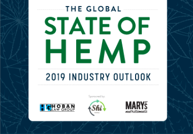 Hemp Business Journal Publish: State of Hemp 2019 Report