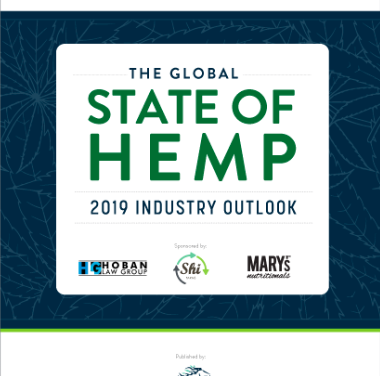 Hemp Business Journal Publish: State of Hemp 2019 Report