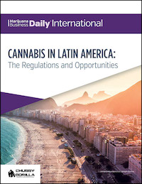 New Publication:  Cannabis in Latin America: The Regulations and Opportunities