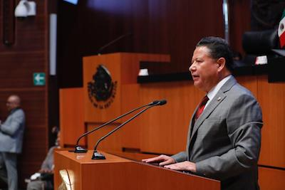Mexico: Senator Julio Menchaca Salazar presents initiative to reform articles 235 and 247 of  General Health Law to regulate use of cannabis for recreational or recreational purposes for persons of legal age.