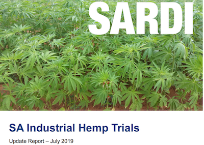 "South Australia: Premier's Office Says, ""Regional trials show potential for SA industrial hemp"""