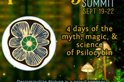 Summit USA: Everything you always wanted to know about psilocybin, but were afraid to ask!