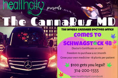 "The Case Of The ""St. Louis 'CannaBus' Marijuana Clinic"""