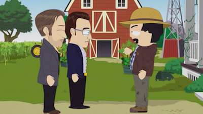 Tegridy Farms Is Back. Latest Episode Of South Park Takes Swipe At Big Cannabis & Medmen In Particular