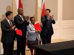 South Africa: Eastern Cape Premier Oscar Mabuyane Encourages Chinese Trade Delegation To Invest in Cannabis
