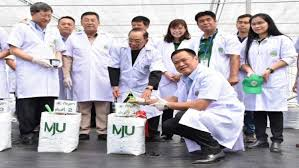 Thailand: Maejo University Starts 12K Plants Grow For Harvest February 2020