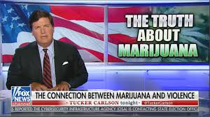 Tucker Carlson Show Attempts To Link Cannabis Use With Mass Shootings