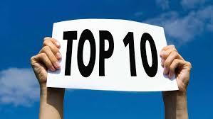 Top 10 & Top 5