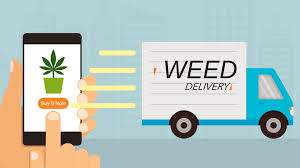 Image result for weed delivery