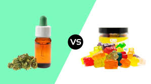 CBD Gummies vs. CBD Oil