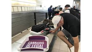 Wall St Jnl Article: The Baffling Legal Gray Zone of Marijuana at the Airport