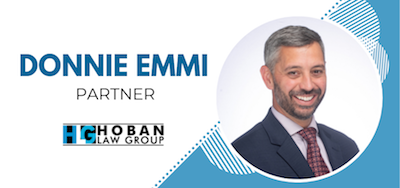 Hoban Law Group Announces New Partner