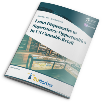 New Arcview Report Published: From Dispensaries to Superstores: Opportunities in US Cannabis Retail