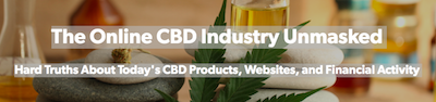CBD Companies Failing On Compliance, Disclosure And Product Safety, New Report Finds