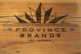 Province Brands of Canada Granted Health Canada Cannabis Research License