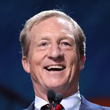 Democratic Presidential Candidate Tom Steyer  Wants National Referendum On Cannabis