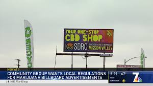 San Diego Considers Limiting Cannabis Billboard Ads