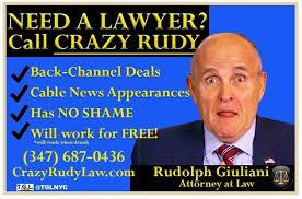 The Other Ukraine Story: Rudy Giuliani's Ukraine fixers indicted in US cannabis corruption scheme