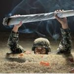 US Military Increase In Positive THC Drug Tests In Legalized States