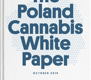 New Publication: The Poland Cannabis White Paper