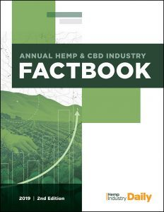 Hemp Industry Daily Publish 2nd Edition of Hemp & CBD Industry Factbook