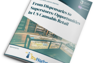 ArcView New Publication: From Dispensaries to Superstores: Opportunities in US Cannabis Retail