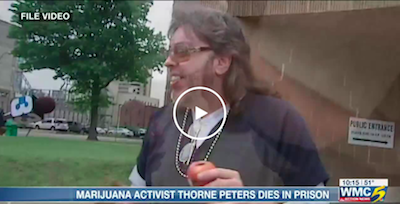 Memphis Cannabis Activist Starting 4 Year Sentence for  Gun & Drug Charges Found Dead In Cell