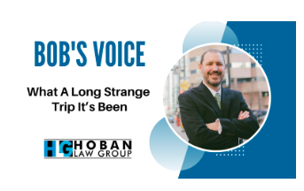 Bob Hoban: What A Long Strange Trip It's Been