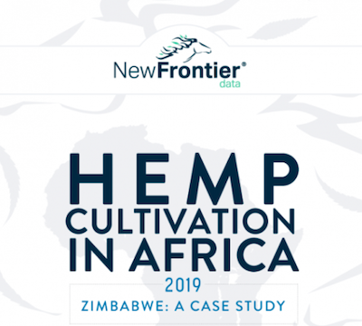 New Frontier Data Publish Report: Zimbabwe's Emerging Hemp Cultivation Market